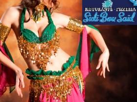 Serata Tunisina + Danza del Ventre €. 15,00 – Ristorante, Pizzeria Sidi Bou Said