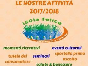EVENTI ISOLA FELICE STAGIONE 2017-2018