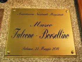 VISITA AL MUSEO FALCONE -BORSELLINO