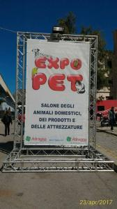 Expopet 22-23 Aprile 2017