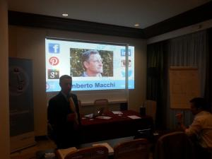 Seminar sui Social Network 7 Ottobre 2014